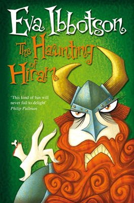 Book cover for The Haunting of Hiram